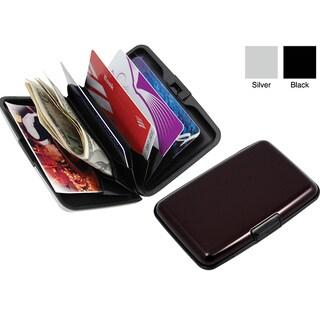 Premium RFID Blacking Aluminum Wallets (Case of 20)