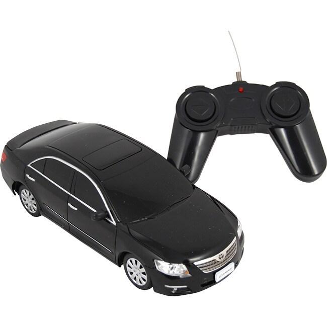 PREMIUM Black Toyota Camry Remote Control Car
