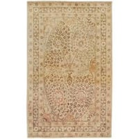 Hand-tufted Somerset New Zealand Wool Area Rug (5' x 8')