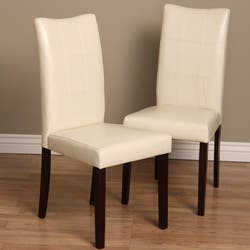 Warehouse Of Tiffany Eveleen Dining Chairs Set 8