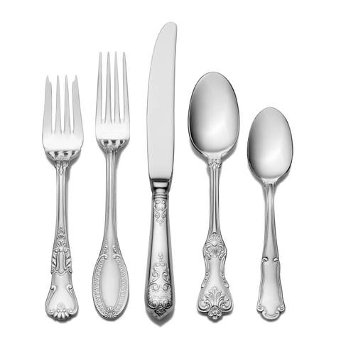 Wallace Hotel Lux 20-Piece Flatware Set