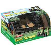 Bosmere Boot Scraper & Brush