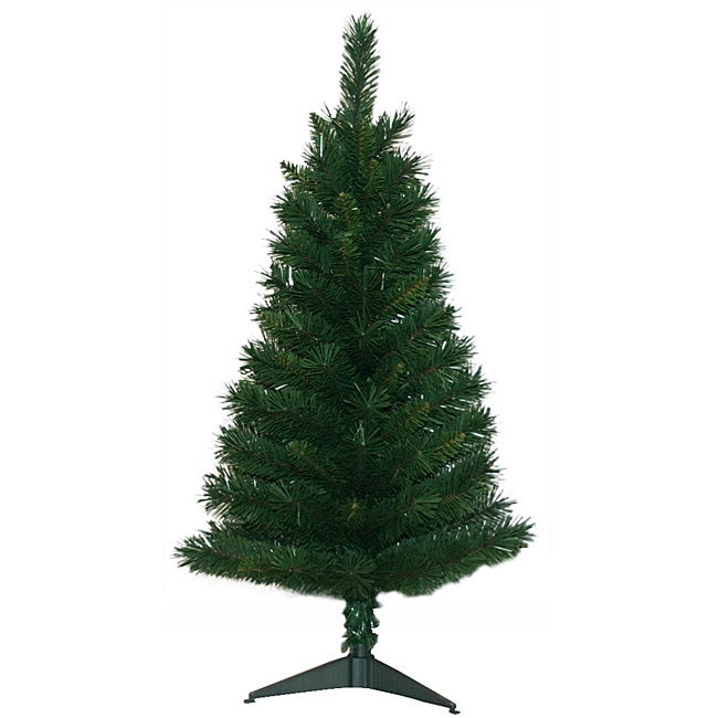 Tacoma Pine 3-ft Artificial Christmas Tree
