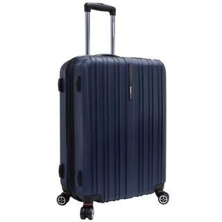 Traveler's Choice Tasmania 25-inch Expandable Hardside Spinner Upright Suitcase