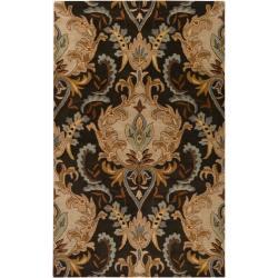 Hand Tufted Molfetta  Wool Rug ( 5' x 8' )
