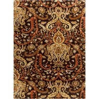 Hand Tufted Padua Semi-Worsted New Zealand Wool Area Rug - 8' x 11'