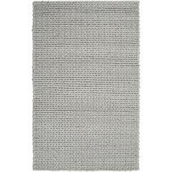Hand-woven Bolzano Braided Texture New Zealand Wool Rug ( 9' x 12' )