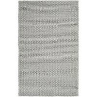Hand-woven Bolzano Braided Texture New Zealand Wool Area Rug (9' x 12')