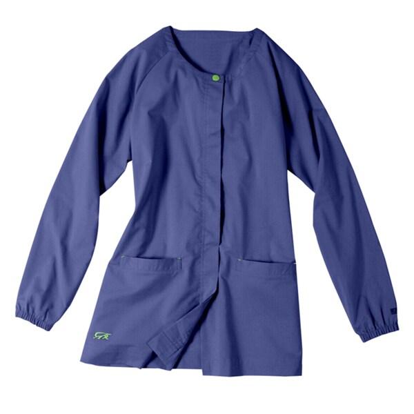 IguanaMed Azure Blue Women's Nursing Jacket