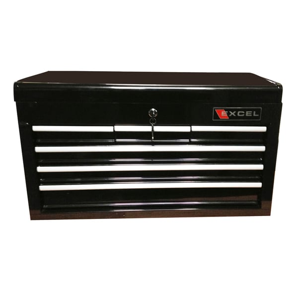 Excel 26-inch 6-drawer Tool Chest - Free Shipping Today ...