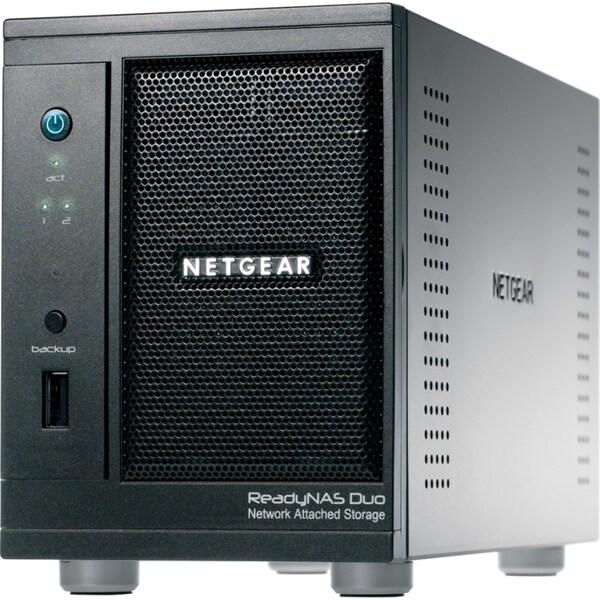 Netgear ReadyNAS Duo RND2000 Network Storage Server