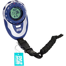 Pyle Handheld Track Watch W/ Digital Compass