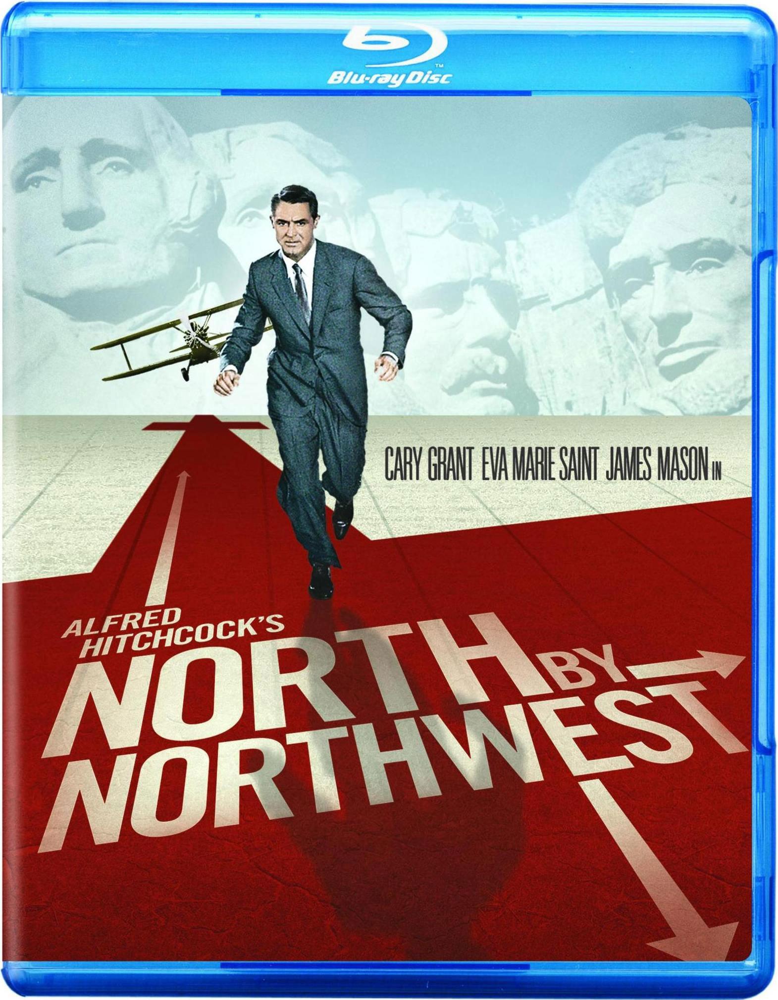 North by Northwest (Blu-ray Disc)