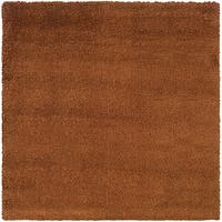 Manhattan Rust Area Rug - 8'