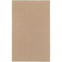 Hand-woven Lemhi Natural  Fiber Jute Rug (9' x 13')