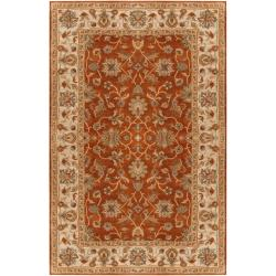 Hand-tufted Bernese Wool Area Rug (6' x 9') - Thumbnail 0