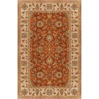 Hand-tufted Bernese Wool Area Rug (6' x 9')