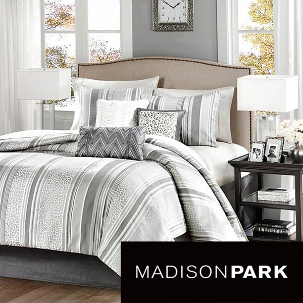 Madison Park Lansing 7-piece Comforter Set
