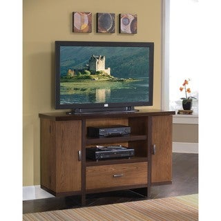 Geo Deluxe Entertainment TV Stand by Home Styles