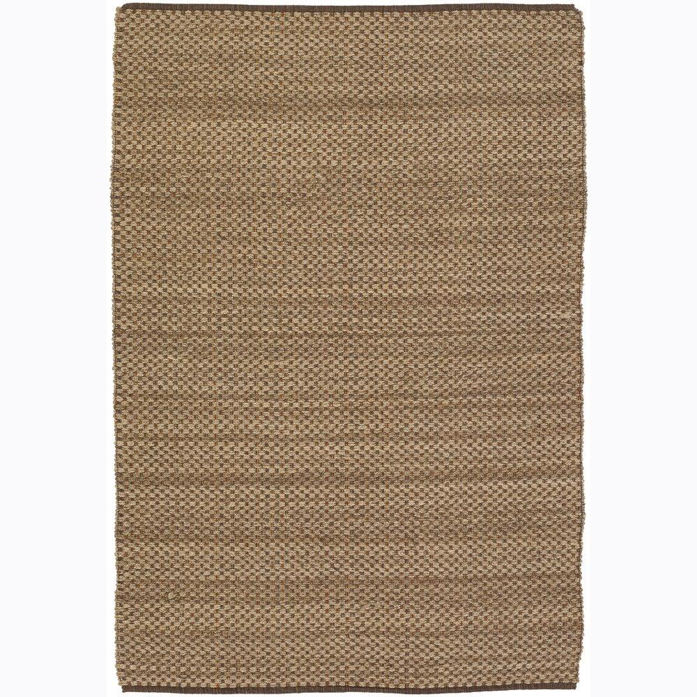 Artist's Loom Handmade Flatweave Casual Reversible Rug - 7'9 x 10'6