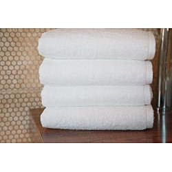 Authentic Hotel and Spa Plush Soft Twist Turkish Cotton Hand Towel (Set of 4) - Thumbnail 1