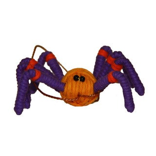 Yarn Spider Ornament (Colombia)