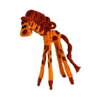 Yarn Giraffe Ornament (Colombia)