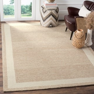 Safavieh Hand-hooked Easy Care Gabbeh Natural Rug - 2' X 3'