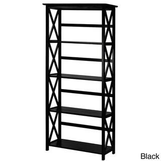 Montego 5-tier Bookcase