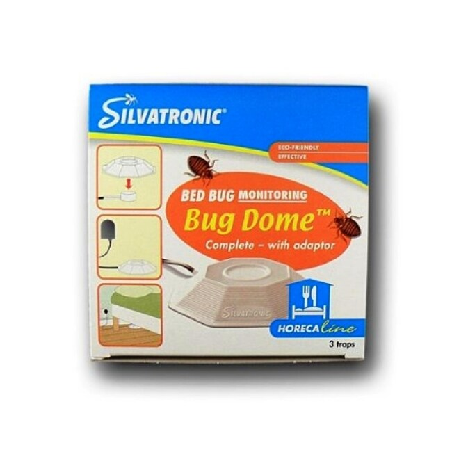 Silvatronic Bug Dome Bed Bug Heat Monitor