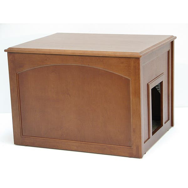 Shop Crown Pet Products Hidden Cat Litter Box Free Shipping Today