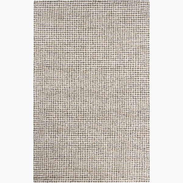 Artist's Loom Hand-tufted Contemporary Abstract Wool Rug (5'x8') - 5' x 8'