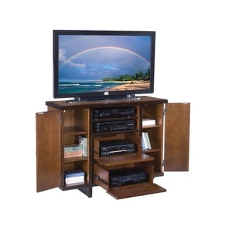 Geo Compact TV Credenza by Home Styles
