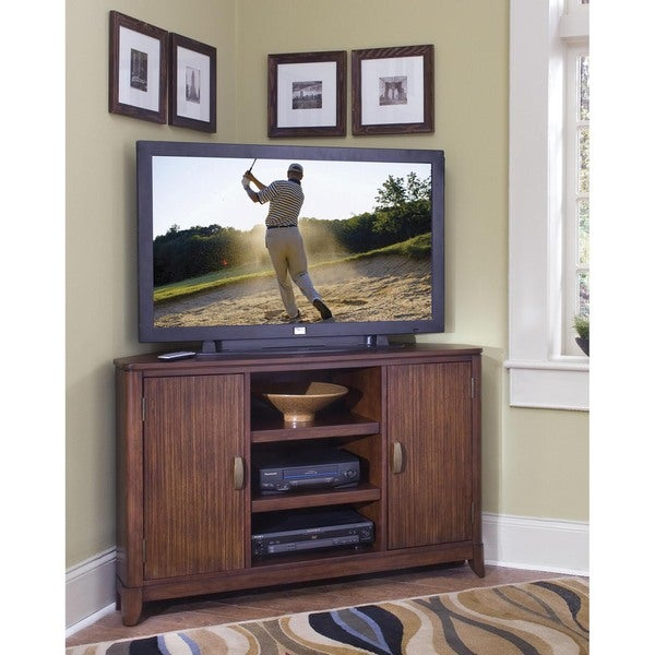Home Styles Paris Corner TV Stand