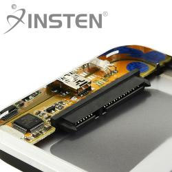 INSTEN 2.5-inch Black SATA HDD Enclosure