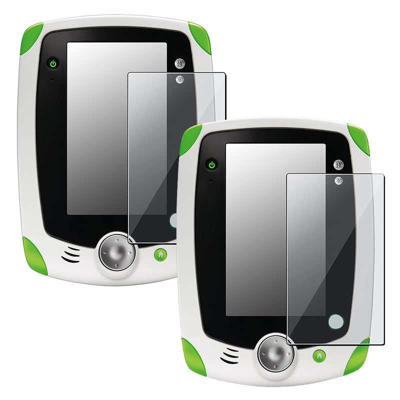 INSTEN Transparent Screen Protector for LeapFrog LeapPad (Pack of Two) - Thumbnail 0