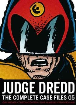 Judge Dredd: The Complete Case Files 5 (Paperback)