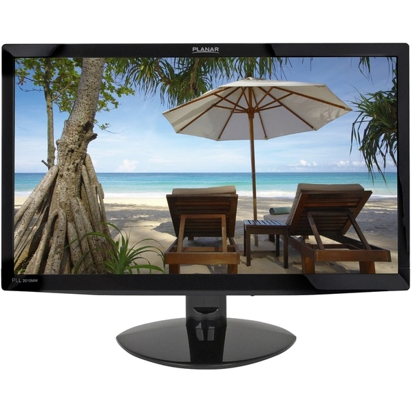 "Planar PLL2010MW 21.5"" LED LCD Monitor - 16:9 - 5 ms"