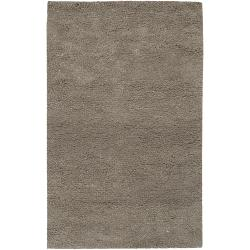 Hand-woven Egremont New Zealand Wool Plush Shag Rug (3'6 x 5'6)