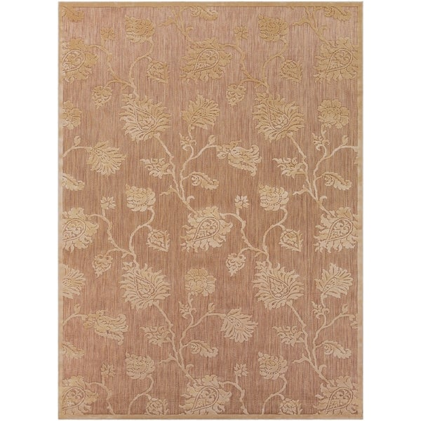 Anvil Indoor/Outdoor Floral Area Rug - 8' x 11'
