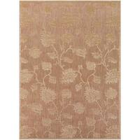 Anvil Indoor/Outdoor Floral Area Rug - 8' x 11'