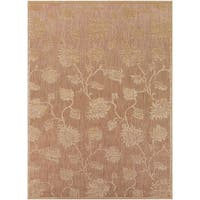 Anvil Indoor/Outdoor Floral Area Rug (7'10 x 10'8)