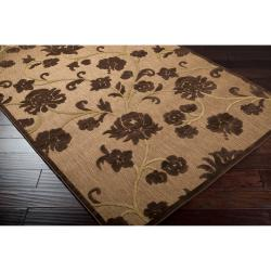 Amargosa Indoor/Outdoor Floral Rug (7'10 x 10'8)
