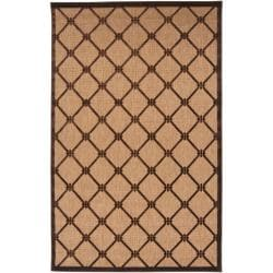 Baffin Indoor/Outdoor Geometric Area Rug (7'10 x 10'8) - 7'10 x 10'8 - Thumbnail 0