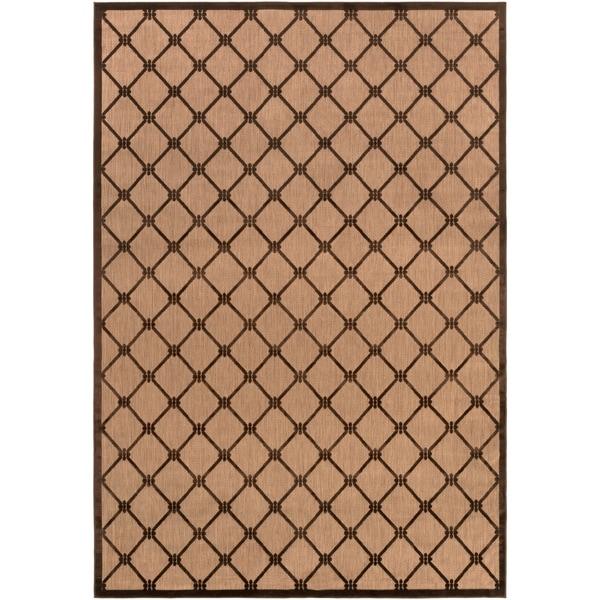 Baffin Indoor/Outdoor Geometric Area Rug - 7'10 x 10'8