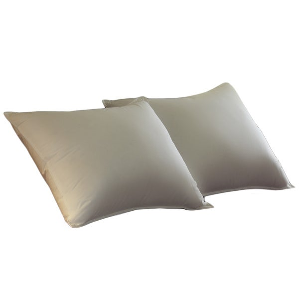 Down Wrap 230 Thread Count Pillows (Set of 2)