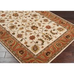 Hand-tufted Arlesey Wool Rug (12' x 15') - Thumbnail 1