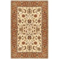 Hand-tufted Arlesey Wool Area Rug (12' x 15')