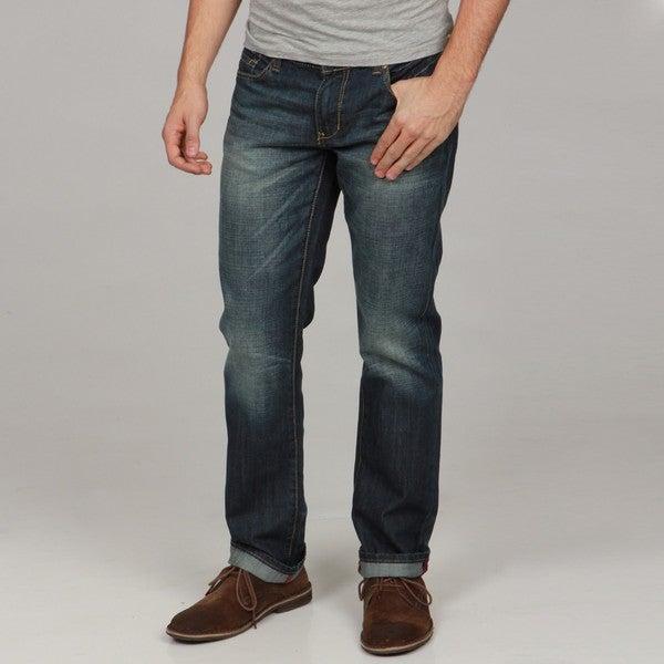 Seven7 Men's Channel Straight Jeans