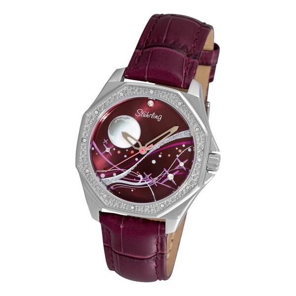 Stuhrling Original Women's Lady Nemo Universe Swiss Quartz Watch